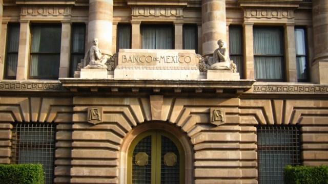 Imagen: Fachada del Banco de México, 14 de noviembre de 2019 (Imagen: Especial)