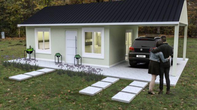 28 de noviembre de 2019, casa, gobierno, invertir, vivienda, una pareja planea obtener una casa (Imagen: Especial)