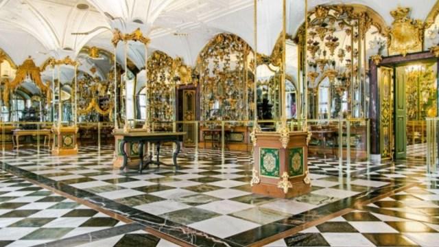 Imagen: Colección de joyas en Alemania, 25 de noviembre de 2019 (Imagen: Especial)