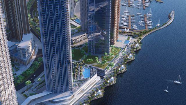 Imagen: Rascacielos en Dubai, 14 de noviembre de 2019 (Imagen: Especial)