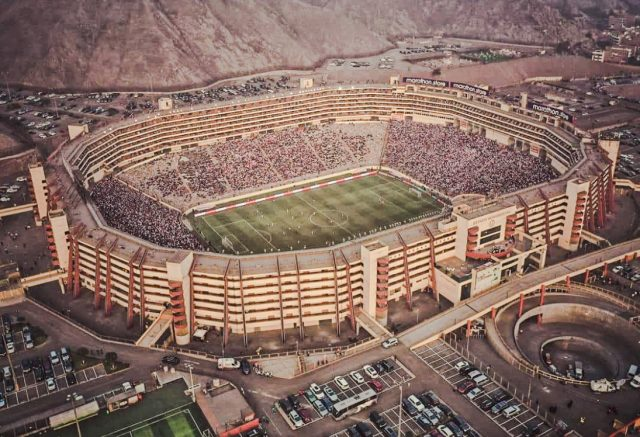 Imagen: Estadio Monumental de Lima, 26 de noviembre de 2019 (Imagen: Especial)