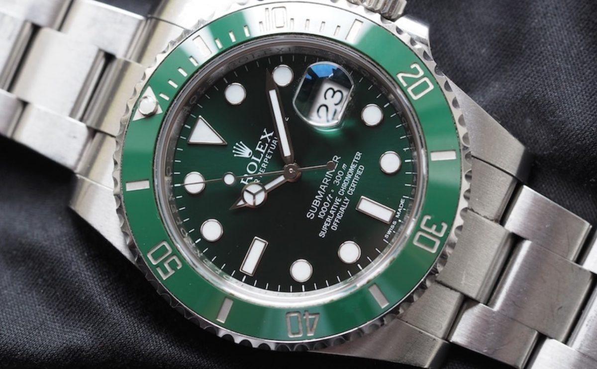 Rolex precio