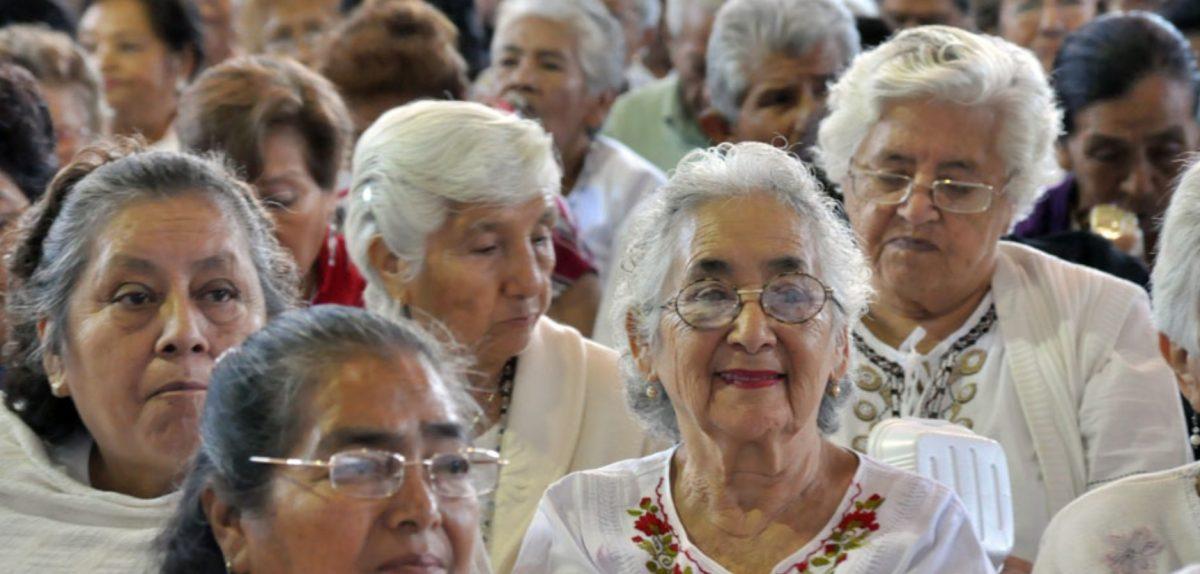 Imagen: Adultos mayores en México, 4 de noviembre de 2019 (Imagen: Especial)