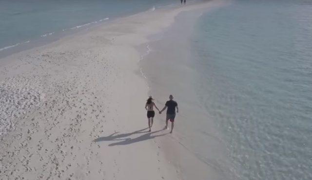 Imagen: Playa en Dubai, 14 de noviembre de 2019 (Imagen: Especial)