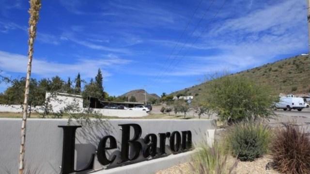 Imagen: Rancho la Mora de la familia LeBarón, 14 de noviembre de 2019 (Imagen: Especial)