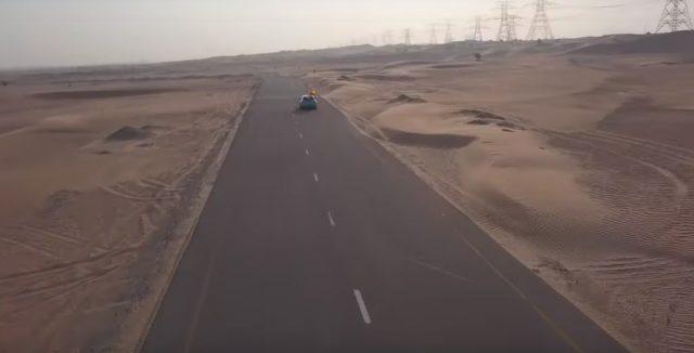 Imagen: Vista aérea del desierto, 14 de noviembre de 2019 (Imagen: Especial)