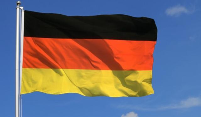 23, diciembre, 2019, Bandera, alemania