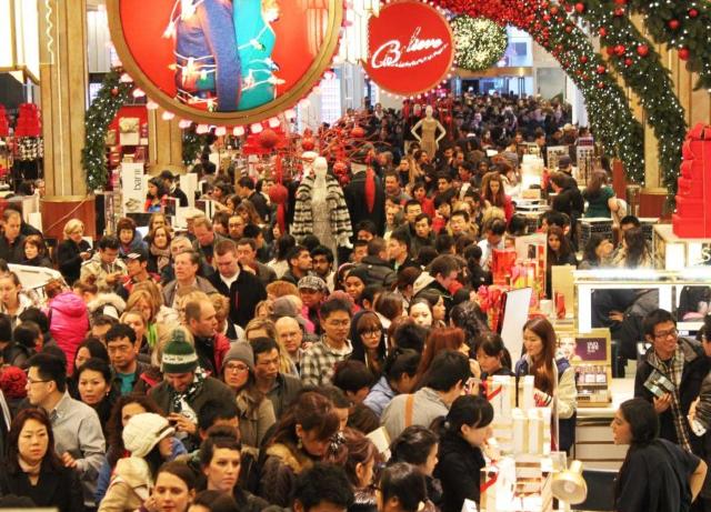 09 de diciembre 2019, compras navideñas, compras, comercios estables, personas, consumo
