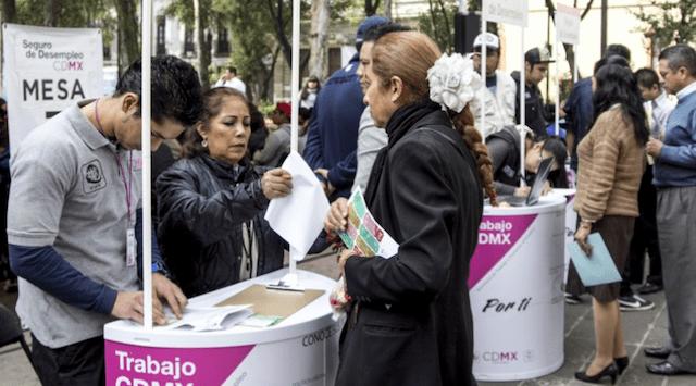 3, diciembre, 2019, desempleados, personas, buscando, empleo