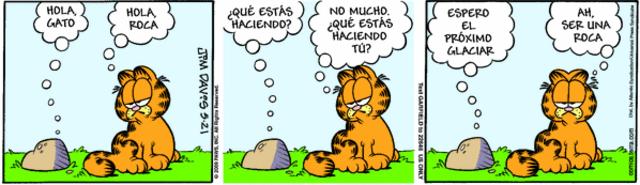 29 de diciembre 2019, Historietas de Garfield, Tiras cómicas, Historietas, Garfield