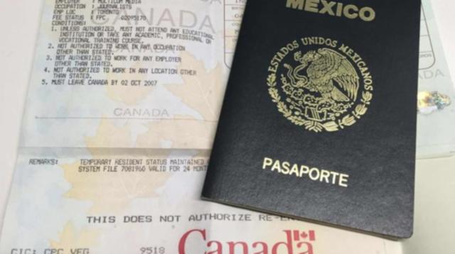 05 diciembre 2019, trabajo para mexicanos en Canadá, pasaporte, documentos, empleo en Canadá, migración