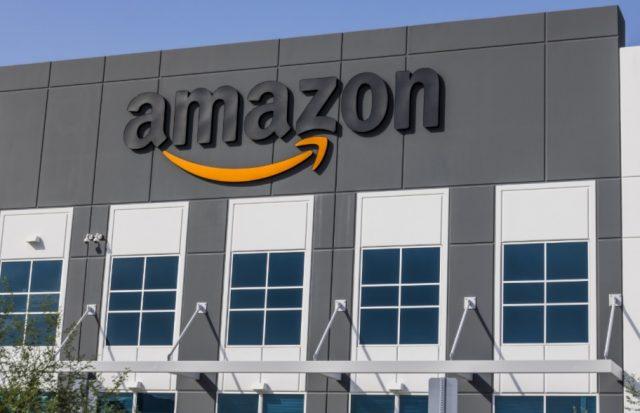 3 de diciembre de 2019, Amazon, negocio, dinero, fachada de edificio de Amazon (Imagen: Especial)