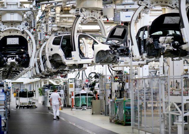 16 de diciembre de 2019, autos, Alemania, fábrica automotriz (Imagen: Especial)