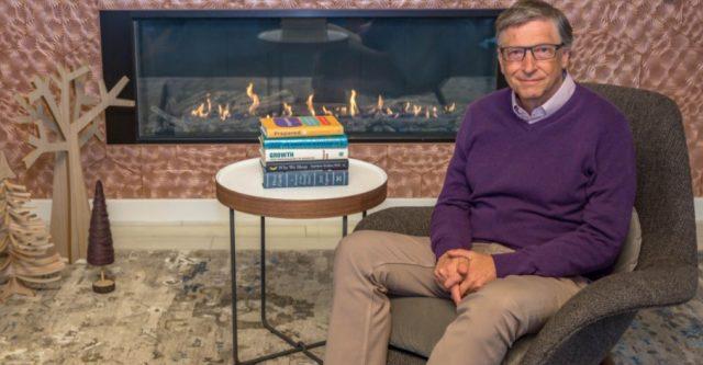 11 de diciembre de 2019, Bill Gates, dinero, millonario, una de las pasiones de Bill Gates es la lectura (Imagen: Especial)