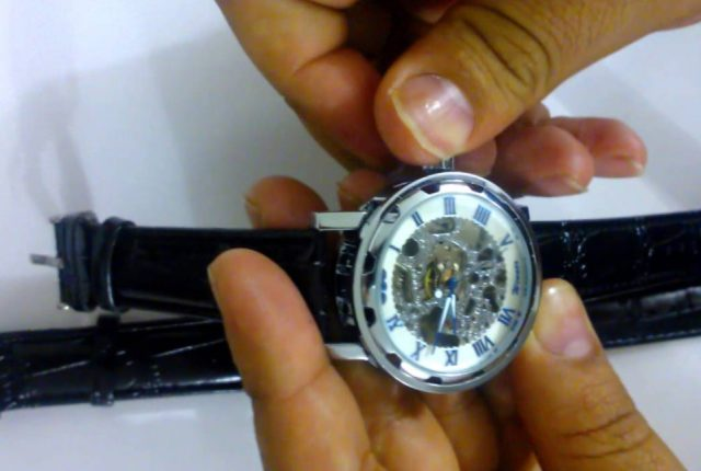 reloj, comprar, un reloj mecánico (Imagen: Especial)