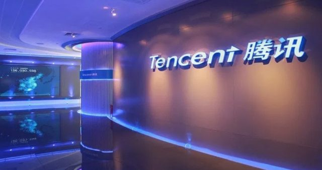 3 de diciembre de 2019, tencent, wechat, empresas, negocios, logotipo de Tencent (Imagen: Especial)