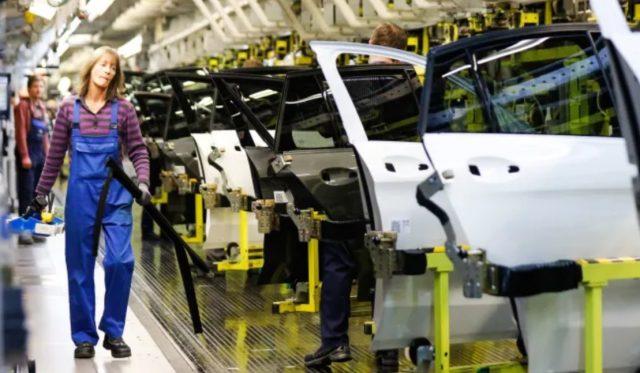 Producción Automotriz,  Caída de la producción automotriz, autos,