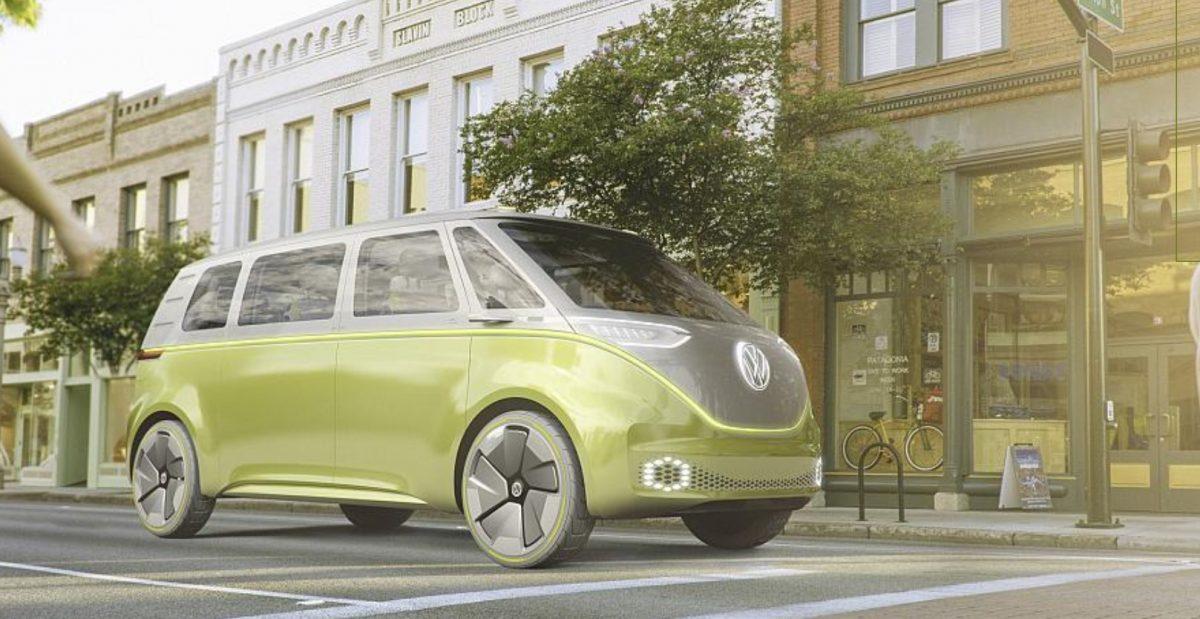 17 de diciembre de 2019, autos autónomos, Qatar, economía, vehículo autónomo de Volkswagen (Imagen: Especial)