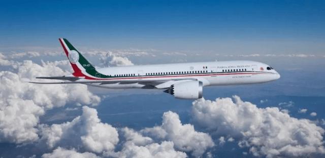 29 de enero 2020, avión, presidencial, costo