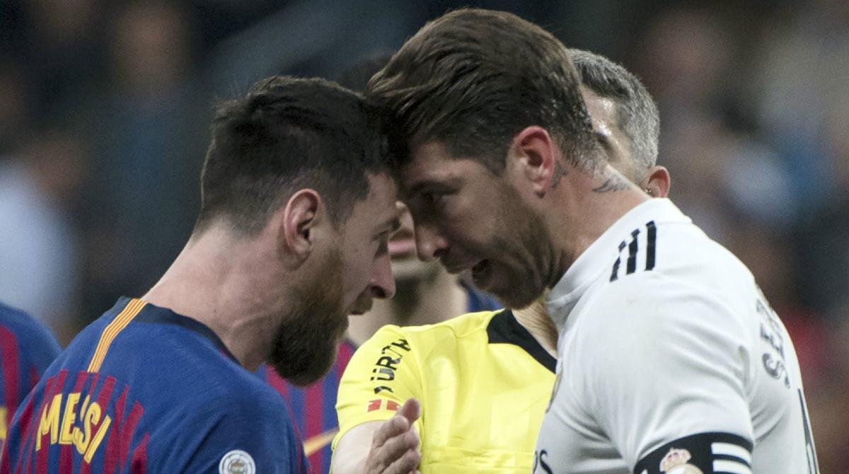 14 enero 2020, Barcelona tiene más ingresos que Real Madrid, Real Madrid, Barcelona, Messi, Sergio Ramos, Jugadores, Futbol