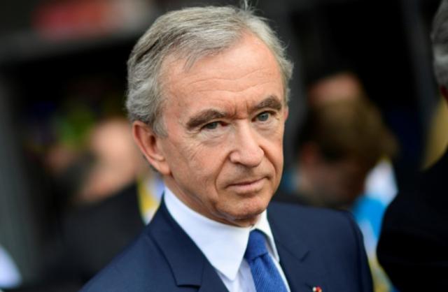 21 de enero 2020, Bernard, Arnault