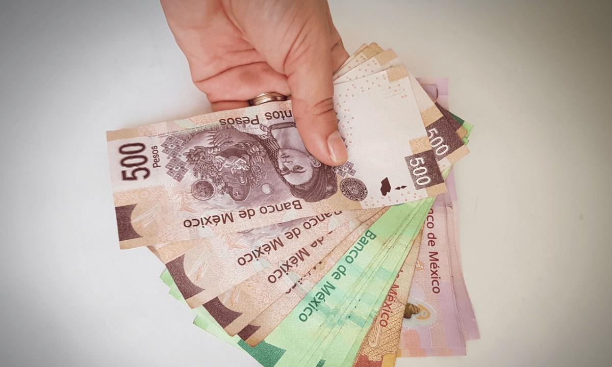 09 de enero 2020, Depósito de renta, Dinero, Dinero mexicano, Billetes, Efectivo