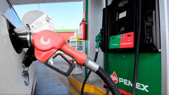 16 de enero 2020, Gasolinas, Pemex