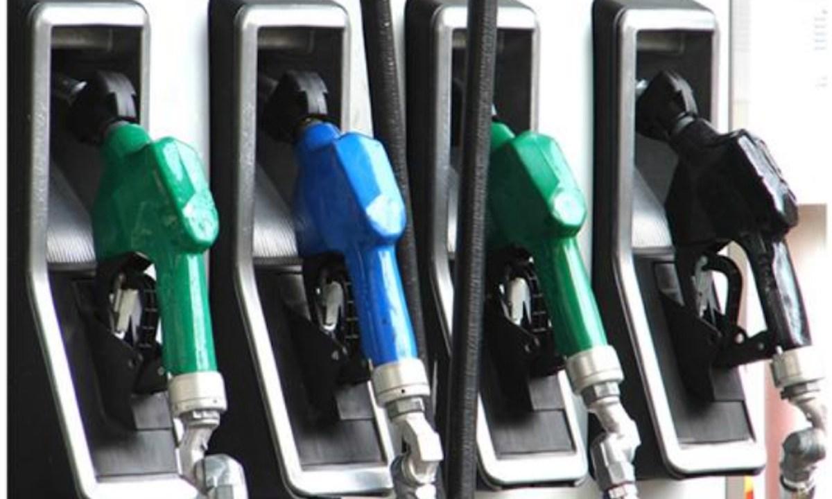 27 de enero 2020, gasolinera