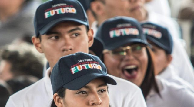 Jóvenes Construyendo el Futuro, Personas, Jóvenes, Beca, Programa Social
