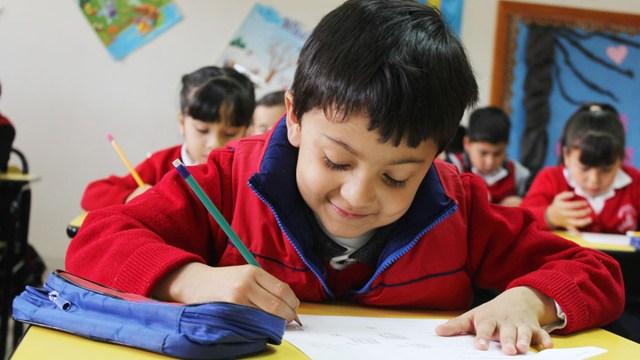 16 de enero 2020, Mi Beca para Empezar Kínder, Alumnos, Kínder, Becas, Pequeños, Niños, Escuela, Preescolar