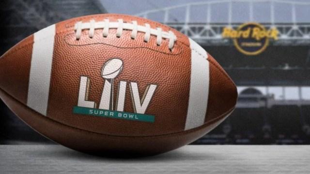 15 de enero 2020, Paquetes para el Super Bowl, Super Bowl, Deportes, Balón, Estadio