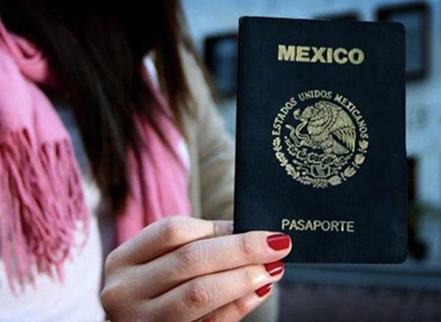 07 de enero 2020, Pasaporte mexicano, Pasaporte, Documentos, Persona, Mujer, Documento personal