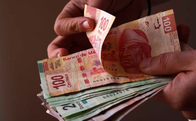 Pensión, Retiro, Dinero, Efectivo, Billetes, Dinero Mexicano