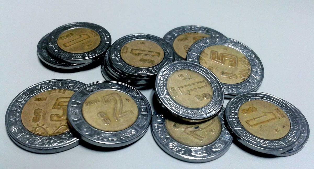 30 de enero 2020, pesos, monedas