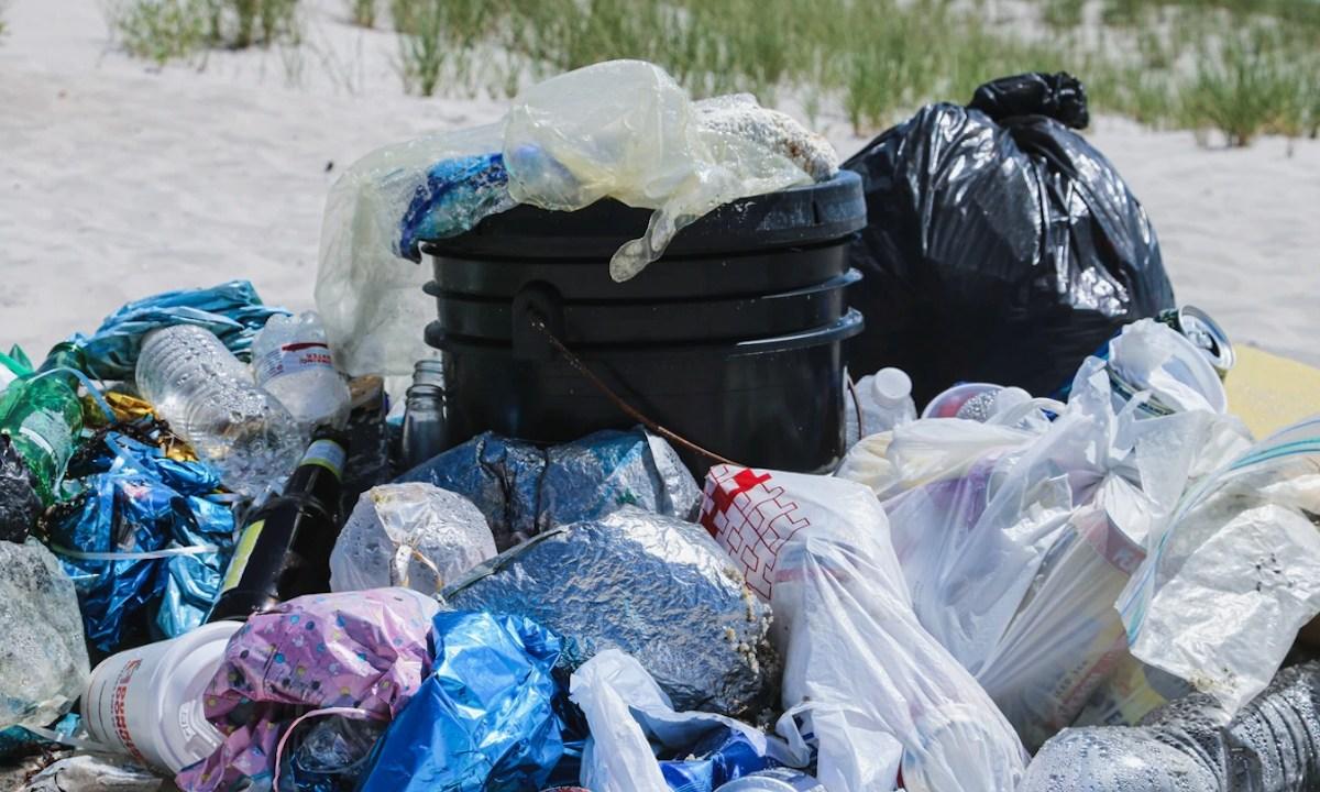 10 de enero de 2020, bolsas, plástico