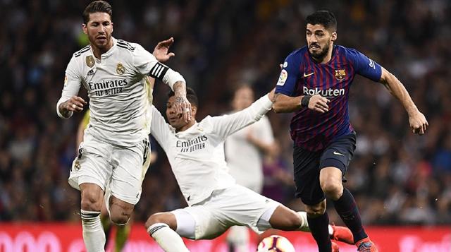 14 de enero 2020, Real Madrid, Futbol, Futbolistas, Real Madrid, Barcelona
