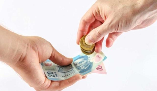 Salario mínimo, Dinero, Monedas, Billetes, Personas, Dinero mexicano