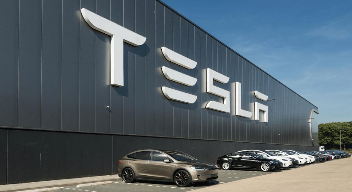 23-01-20, Tesla
