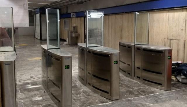07 de febrero 2020, Metro, Torniquetes, Acceso, STC, Boletos, Pagar Metro