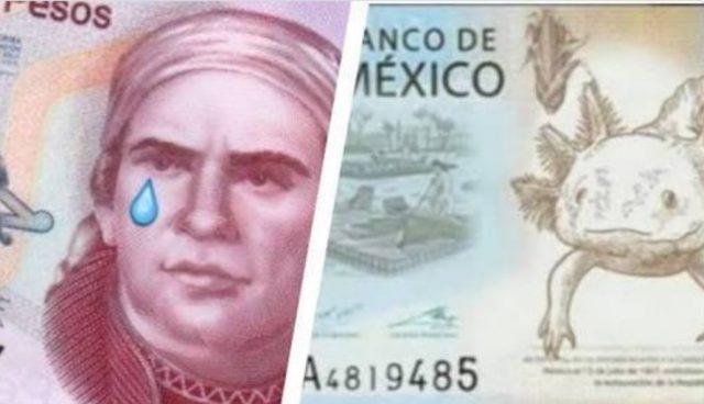 20 de febrero de 2020, adiós a Morelos en billetes de 50 pesos (Imagen: Twitter: @Camscar1)