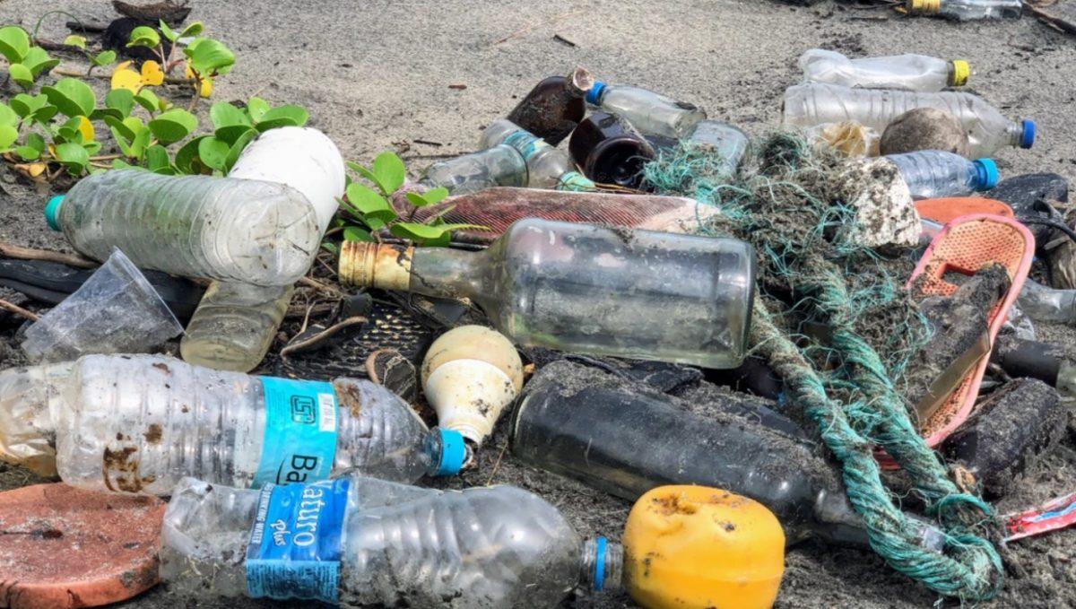 13 de febrero de 2020, basura plástica (Imagen: Unsplash)