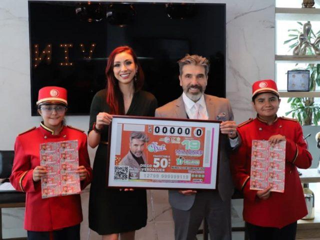 10 de febrero de 2020, billetes de Lotería Nacional (Imagen: Facebook Lotería Nacional para la Asistencia Pública)