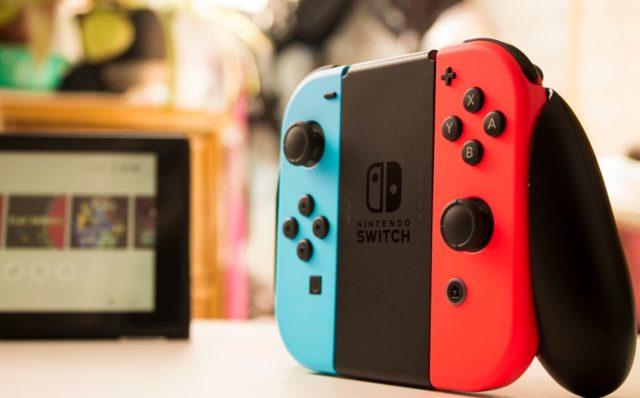 17 de febrero de 2020, control de Nintendo Switch (Imagen: Unsplash)