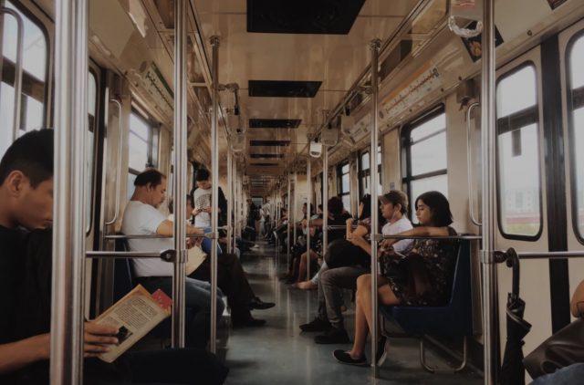 6 de febrero de 2020, vagón del Metro de la CDMX (Imagen: Unsplash)