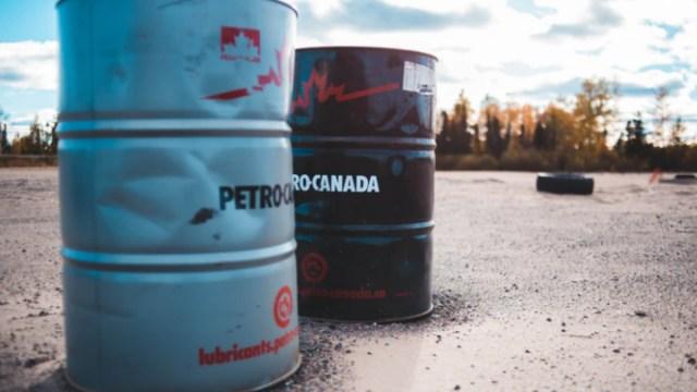 10 de marzo 2020, barril de petróleo