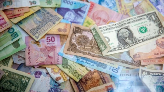 12 de marzo 2020, Caída del peso, Dinero, Billetes, Economía, Caídas, Moneda, Finanzas, Economía Global