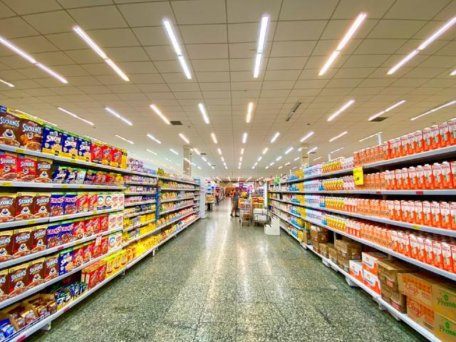 Nuevo Etiquetado, Supermercado, Compras, Comercio,