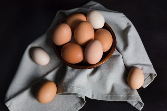 26 de marzo de 2020, huevos acomodados (Imagen: Unsplash)
