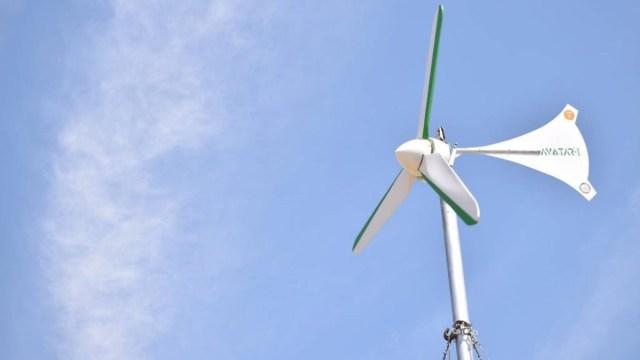 Aerogenerador, Energía Verde, Generador de Energía