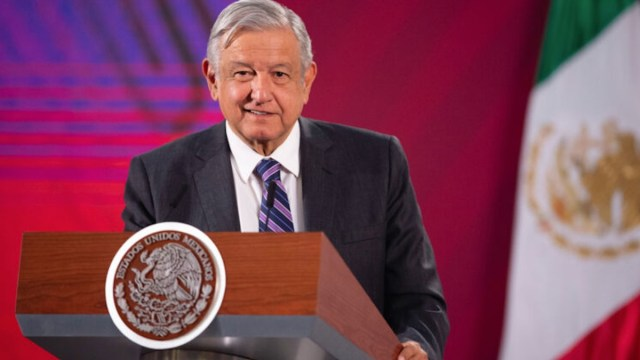 El presidente de México, Andrés Manuel López Obrador (Imagen: lopezobrador.org.mx)
